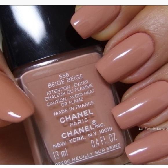 CHANEL Makeup | La Vernis Nail Polish 556 Beige Beige | Poshmark